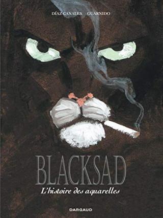 Blacksad tome 0 : l'intégrale des aquarelles