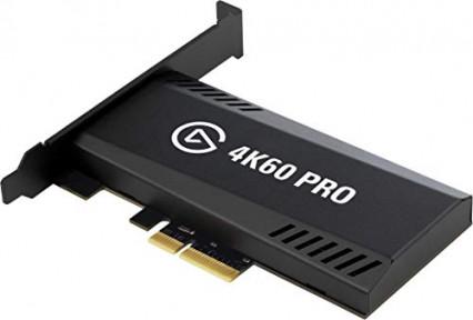 La carte d'acquisition interne 4K60 Pro pour enregistrer et diffuser sans latence