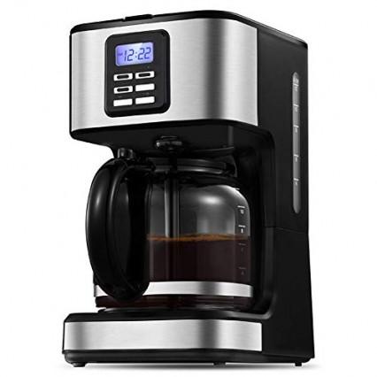 La cafetière programmable avec la plus grande capacité