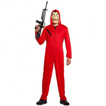 Le costume inspiré par les vêtements des malfaiteurs