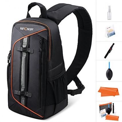 La sacoche à appareil photo qui fait aussi sac à dos