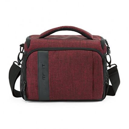 Le meilleur deuxième choix : la sacoche pour appareil photo reflex Lowepro Nova 180 AW