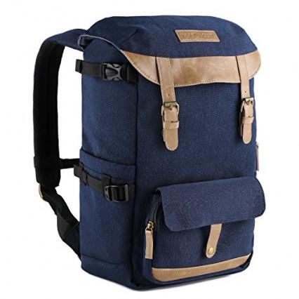 Pour transporter plus que votre matériel photo : le sac à dos K&F Concept