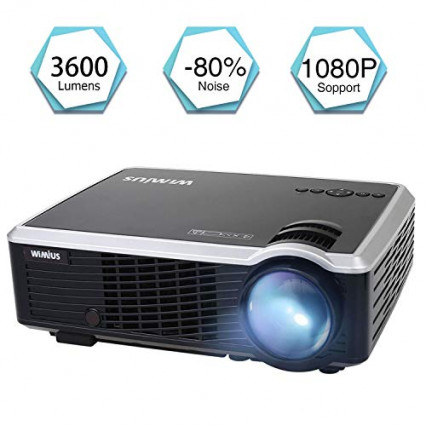 Le vidéoprojecteur LED Full HD 1080p Hi-Fi