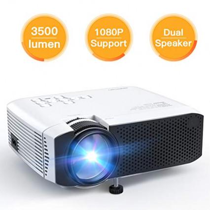 Le vidéoprojecteur 1080p à petit prix