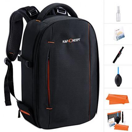 Le sac à dos pour appareil photo reflex Canon le plus complet