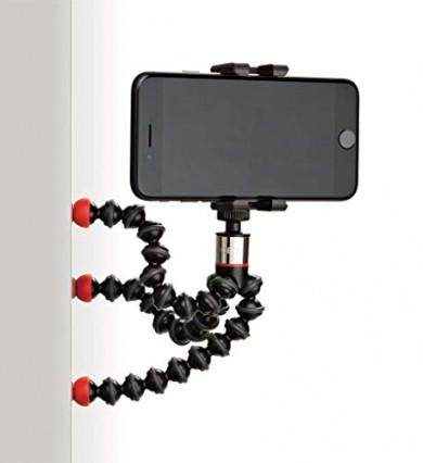Un trépied pour iPhone pratique et compact