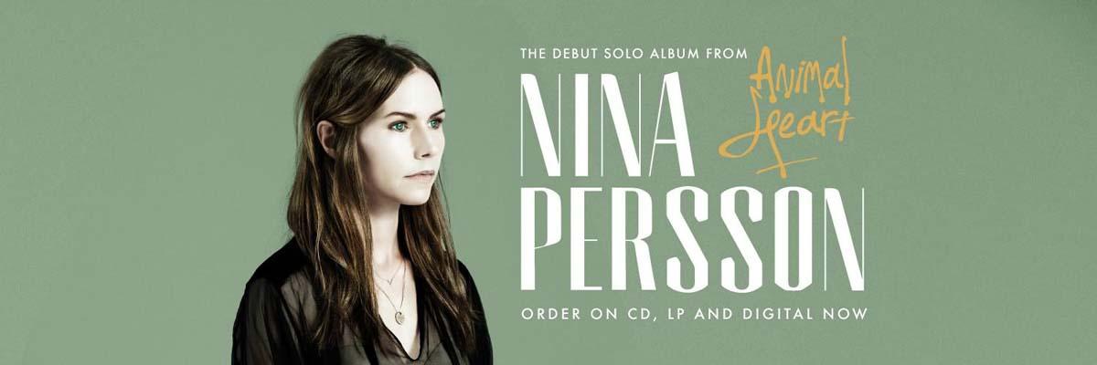 구매 Nina Persson - Animal Heart CD, LP 및 디지털에