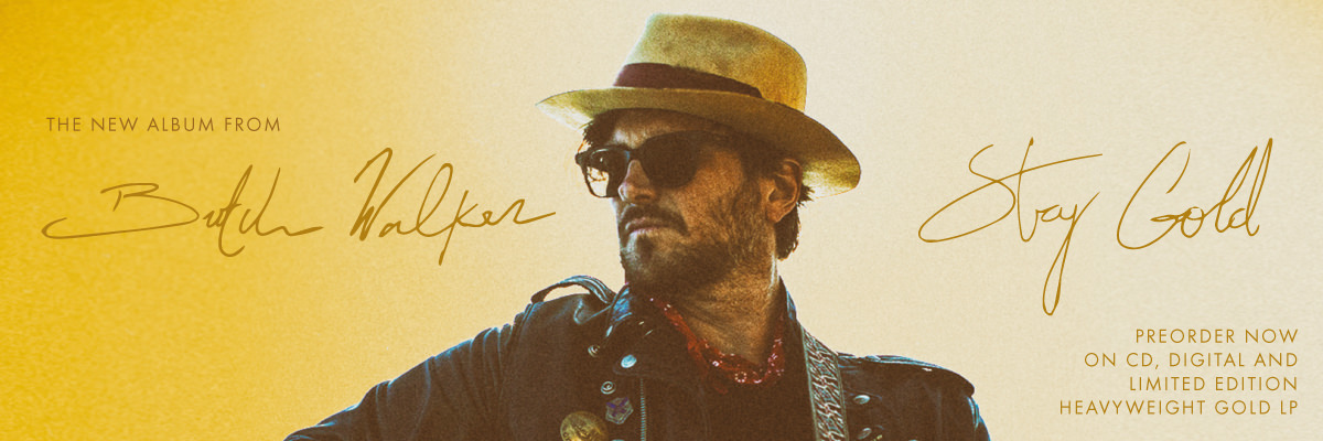 Butch Walker's new album Stay Gold