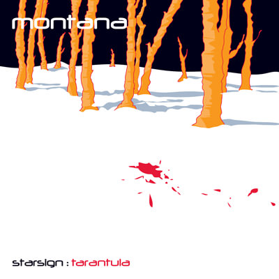 LJX009 - Montana - Starsign: Tarantula