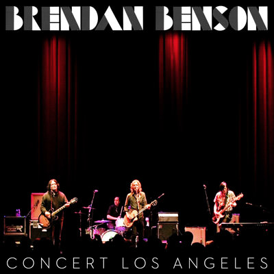 Lojinx LJX042 - Brendan Benson - Concert Los Angeles