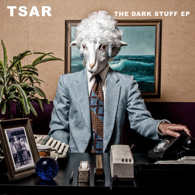 Lojinx LJX049 - Tsar - The Dark Stuff EP