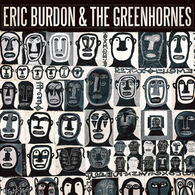 Lojinx LJX059 - Eric Burdon & The Greenhornes - Eric Burdon & The Greenhornes