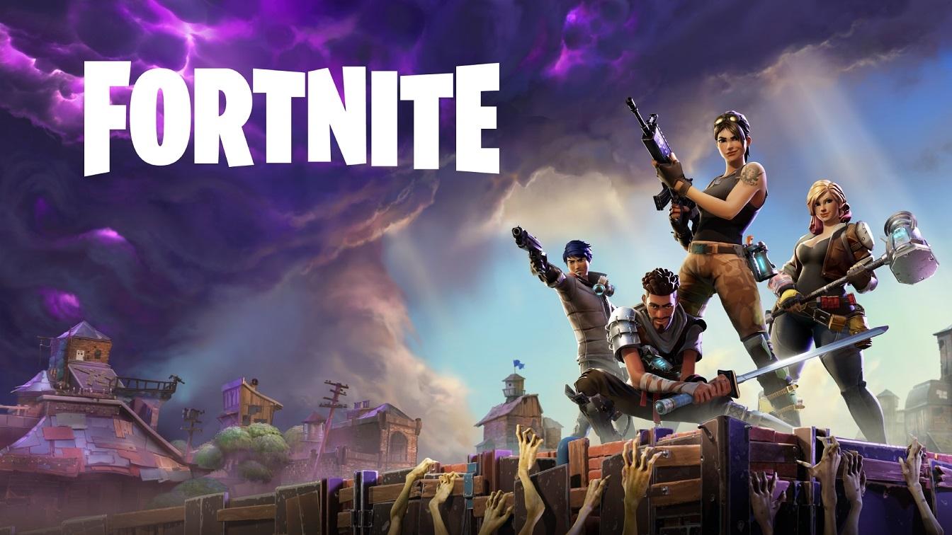 Configuração de baixo custo para jogar Fortnite