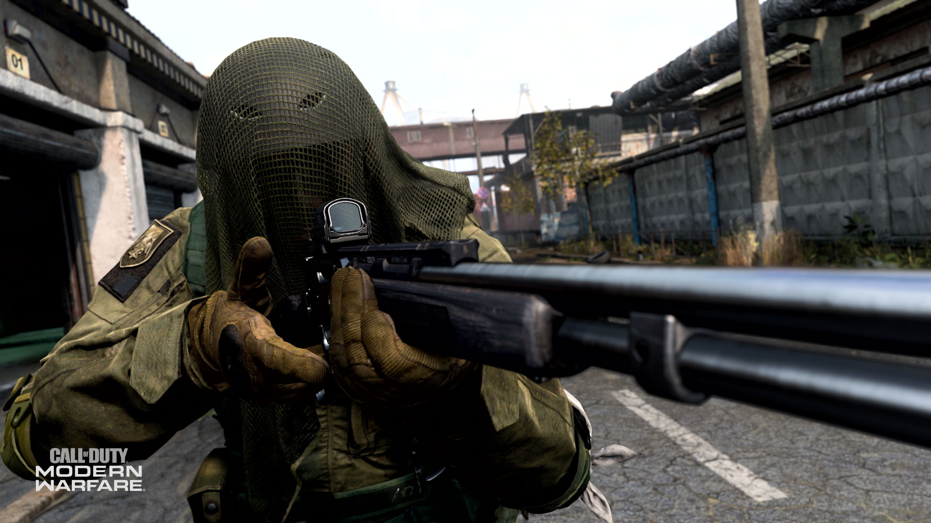 Abre hoje o teste Beta de Call of Duty: Modern Warfare