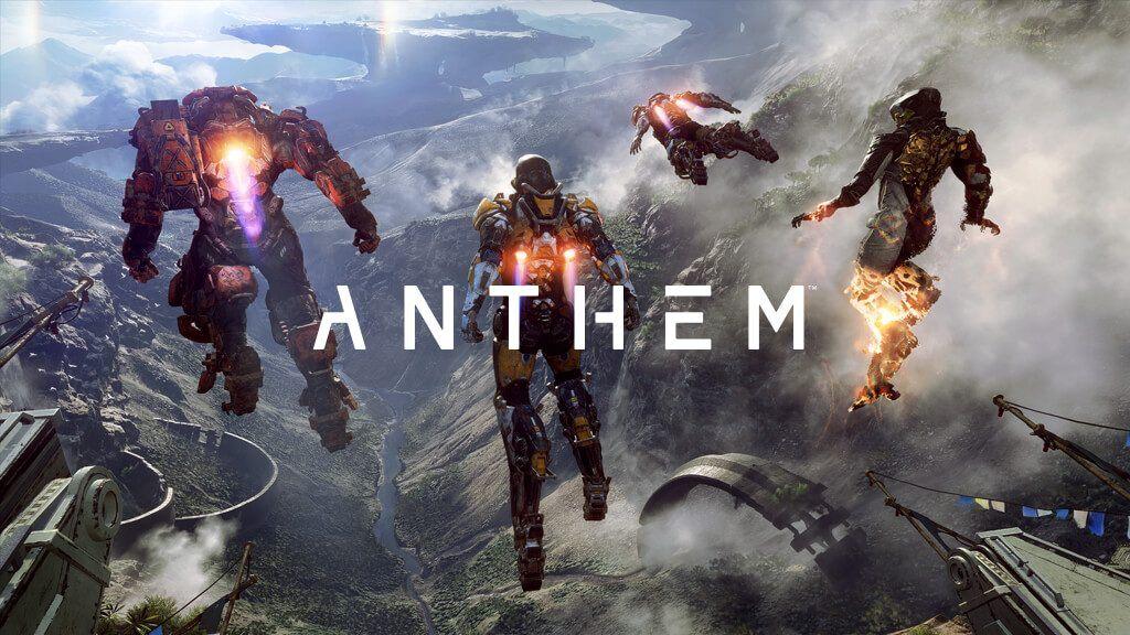 Anthem de graça para quem possui Origin Access