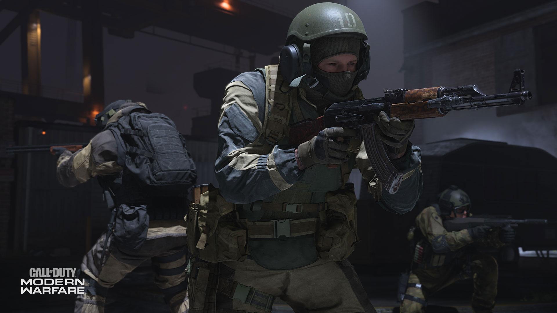 É amanhã! Lançamento do Call of Duty: Modern Warfare