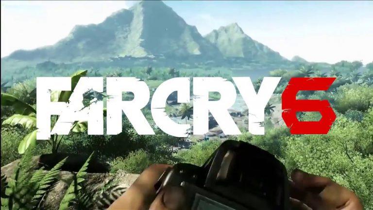 Rumor indica anúncio de Far Cry 6 em julho