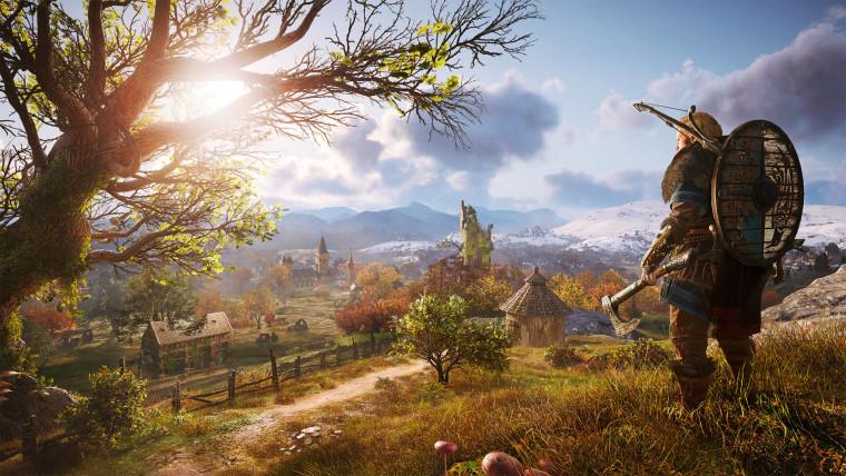 Assassin's Creed Valhalla tem  gameplay vazado