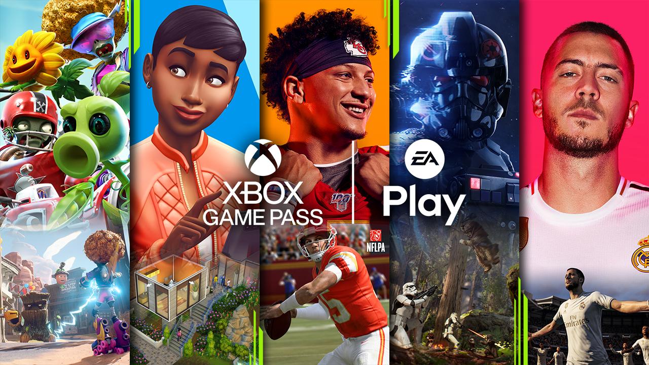 Xbox Game Pass Ultimate e PC terá EA Play grátis