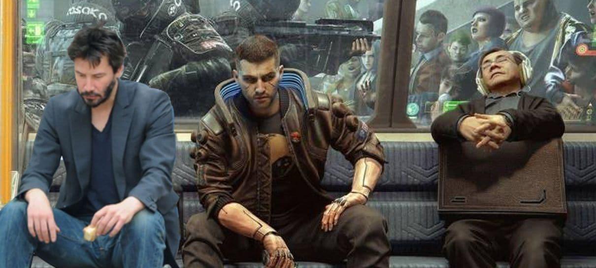 Cyberpunk 2077 vai receber grande update de 43 GB após lançamento