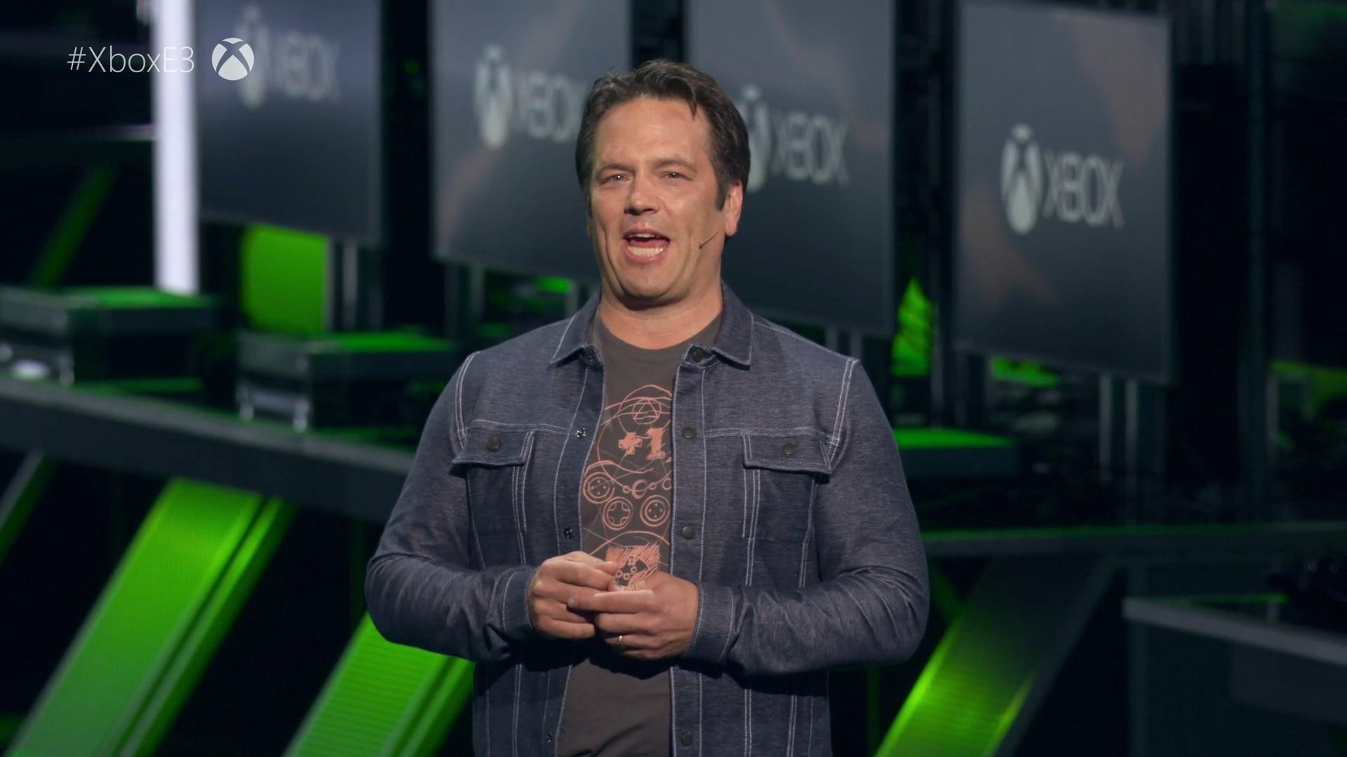 Phil Spencer afirma que jogos do Xbox estão chegando para PC