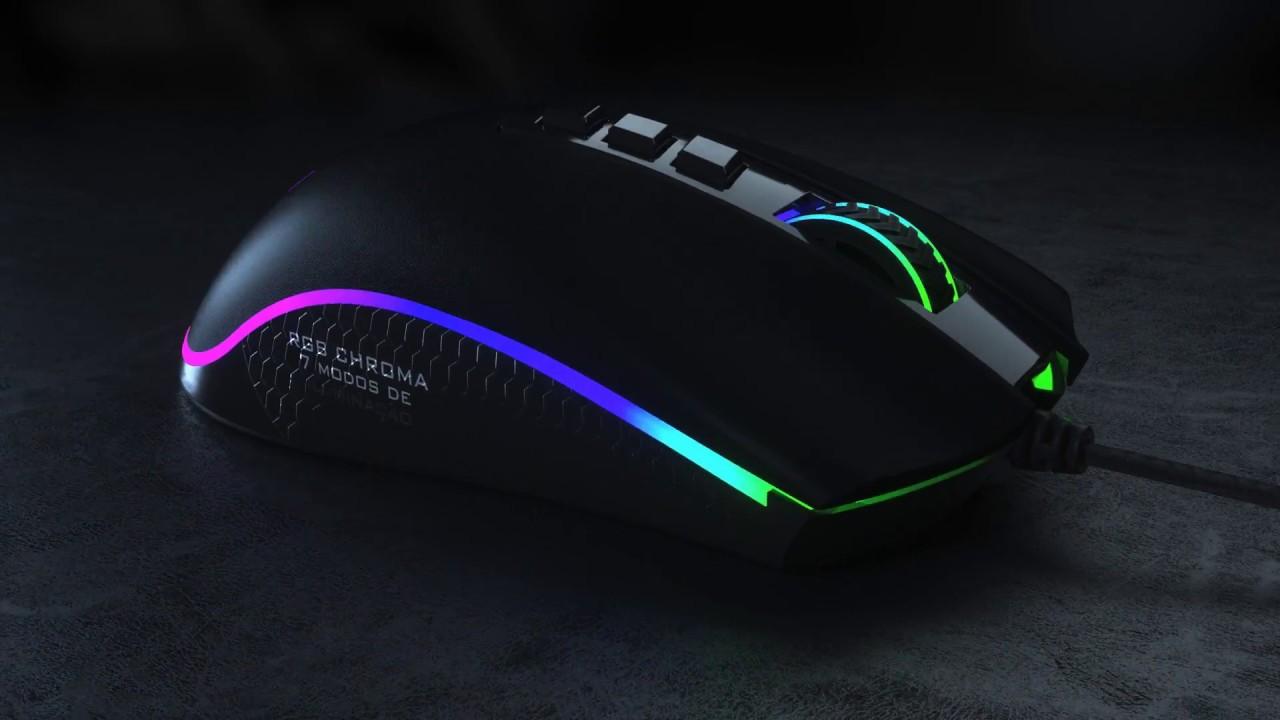 Mouse Gamer Redragon Cobra: qual o melhor?