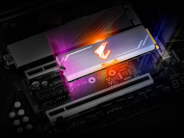 AORUS RGB M.2 NVMe SSD 512GB: é bom mesmo? Vale a pena?