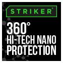 Nieuw! Striker 360º Hi-Tech Nano Protection
