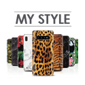 PhoneSkins | trendy smartphone stickers van My Style