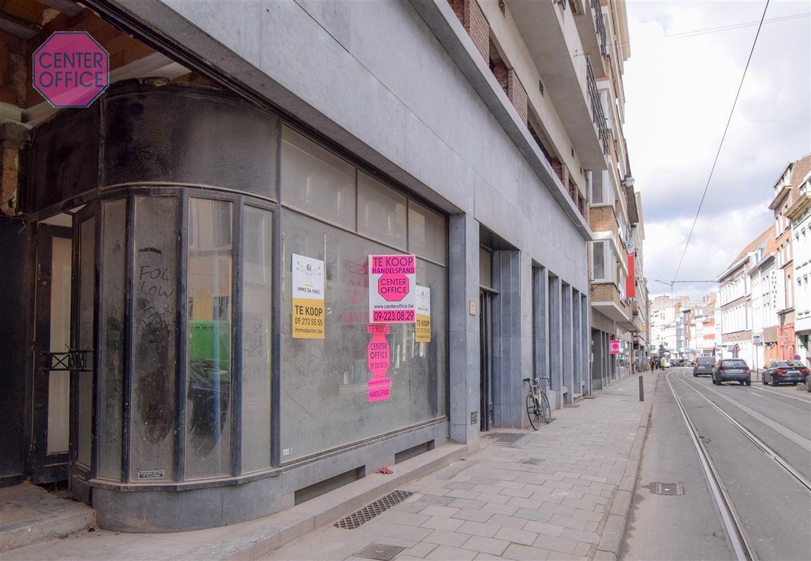 Commerciele winkel te 9000 GENT (België) - Prijs € 302.000