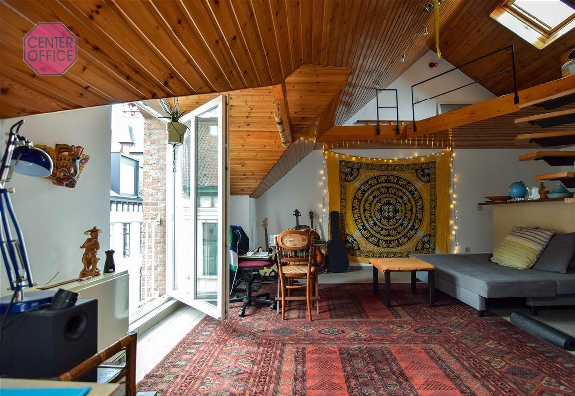 Dak appartement te 9000 GENT (België) - Prijs € 520