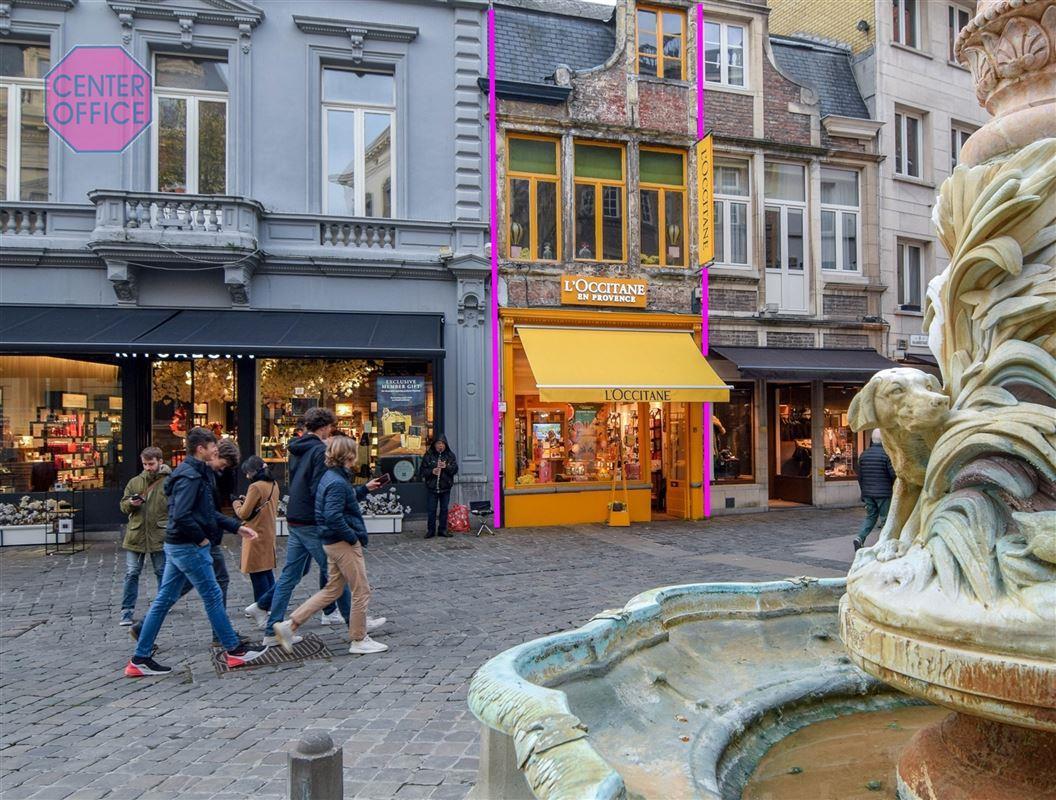 Winkelruimte te 9000 GENT (België) - Prijs € 4.000