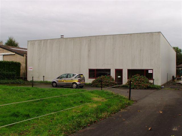 Foto 2 : Bedrijfsgebouwen te 9340 OORDEGEM (België) - Prijs € 1.650