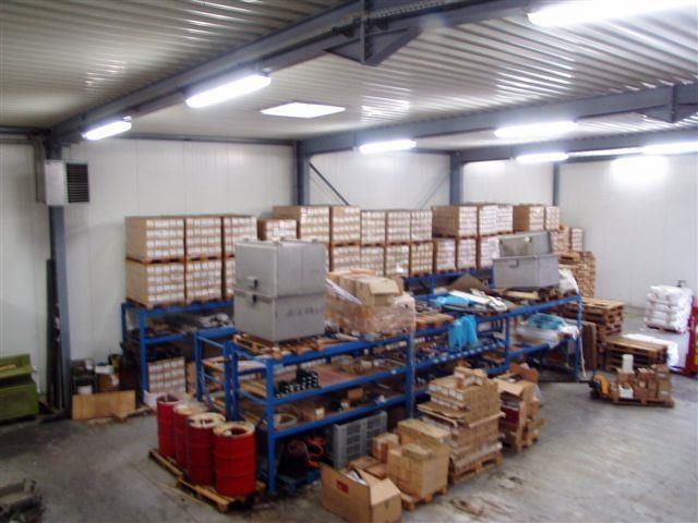 Foto 5 : Bedrijfsgebouwen te 9340 OORDEGEM (België) - Prijs € 1.650