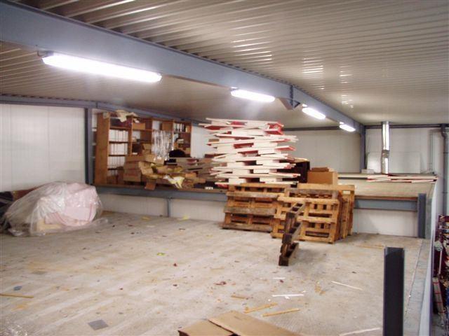 Foto 8 : Bedrijfsgebouwen te 9340 OORDEGEM (België) - Prijs € 1.650