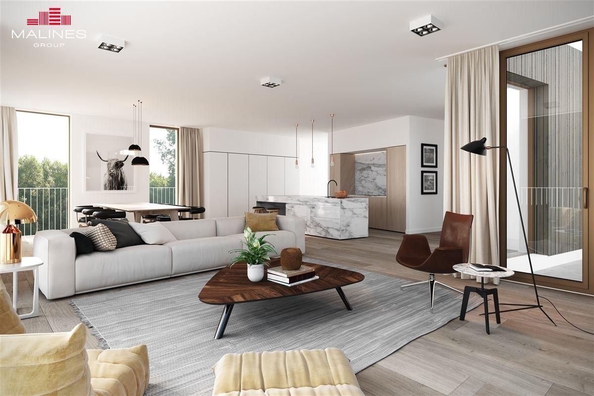 Prachtig appartement met 2 slaapkamers en ruim terras