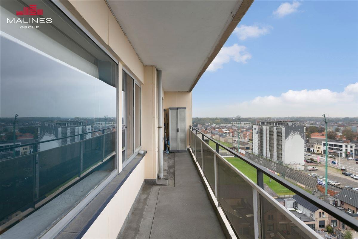 Appartement met 2 slaapkamers vlakbij centrum Mechelen