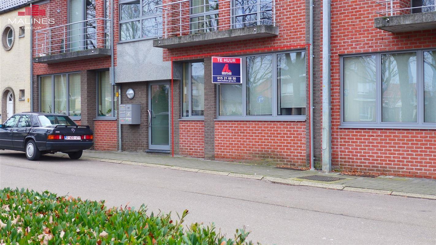 Gelijkvloersappartement in het centrum van Wezemaal