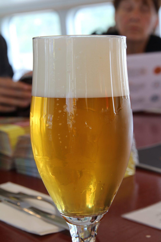 Czech Beer in Prague. Lager