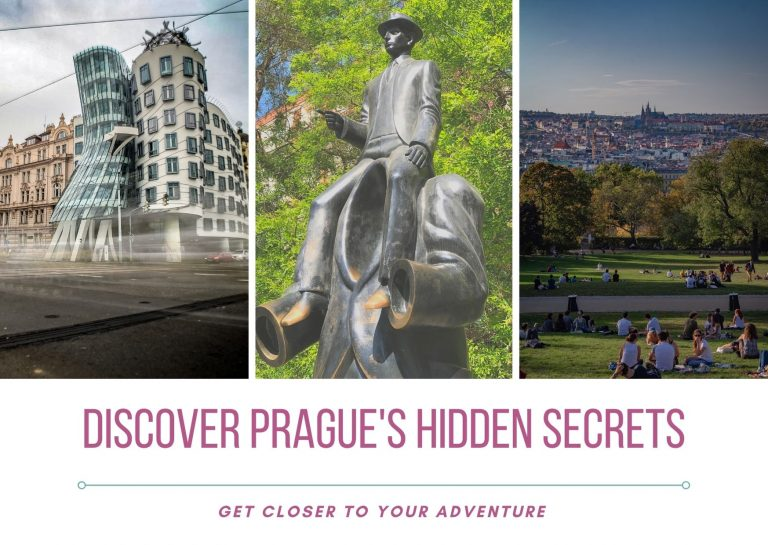 Link to book your guided tour in Prague