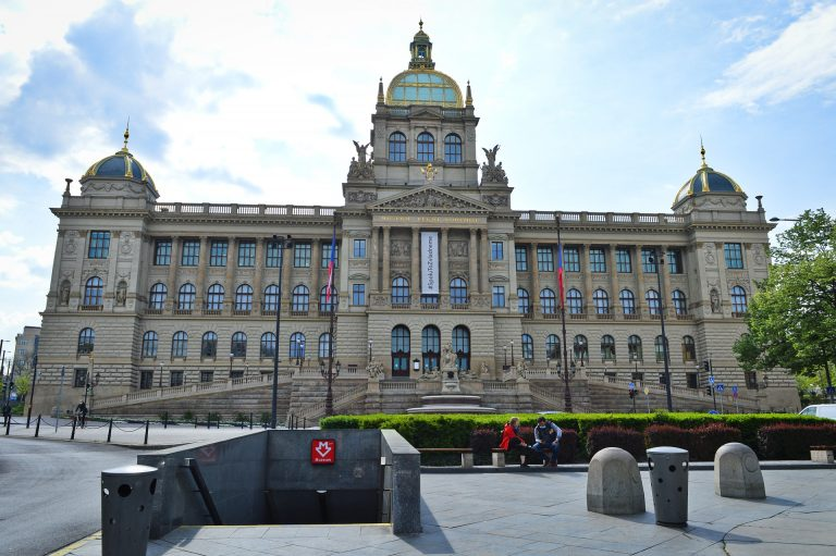 National Museum in Prague, Wenceslas Square