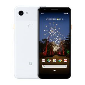 Google SoftBank Pixel 3a G020H 64GB Clearly White