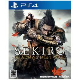 SEKIRO: SHADOWS DIE TWICE PS4(家庭用ゲームソフト)