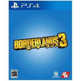 Borderlands 3 (PS4) (輸入版)