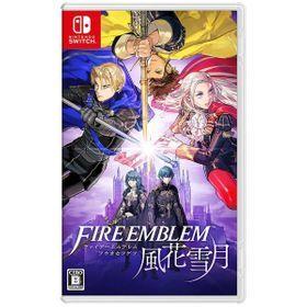 【中古】ファイアーエムブレム 風花雪月 ゲーム Nintendo Switch