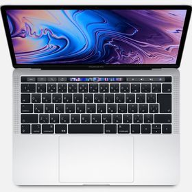 AppleMacBook Pro 13インチ 1.4GHz Touch Bar搭載 128GB MUHQ2J/A (Mid 2019)スペースグレイ