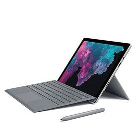 〔展示品〕 Surface Pro7 〔Core i3/4GB/SSD128GB〕 PVC-00012 プラチナ 〔Windows 10〕 ◇01/14(木)新入荷!