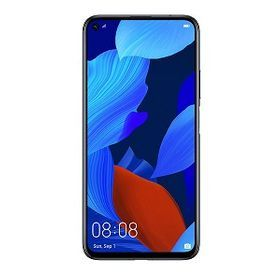 Huawei nova 5T YAL-L21 Crush Blue【国内版 SIMフリー】 中古Bランク 128GB nanoSIM SIMFREE