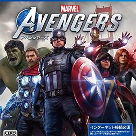 PS4 Marvel's Avengers Game(家庭用ゲームソフト)